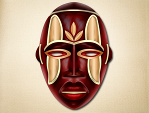 the beauty of african masks the printable mask shop