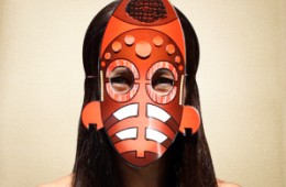 Isoba African Mask