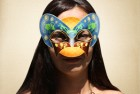 Unusual Masquerade Mask