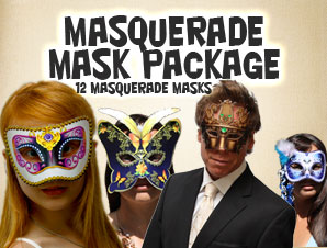 Masquerade Package
