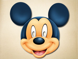 Mickey Mouse Mask The Printable Mask Shop