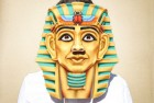 Tutankhamen Egyptian Mask