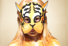 Simple Tiger Mask